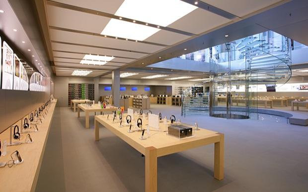 蘋果公司的專賣店